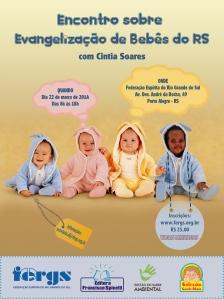 EVANGELIZAÇÃO DE BEBÊS